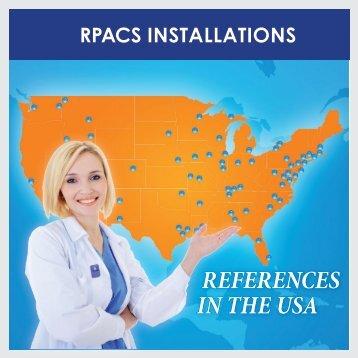 Reference list USA Web INT EN - reliantimaging.net