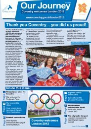 Edition 23 - Coventry 2012