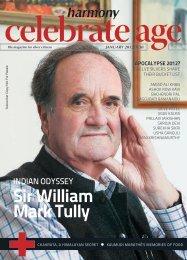 Sir William Mark Tully - Harmony