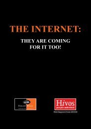 THE INTERNET: