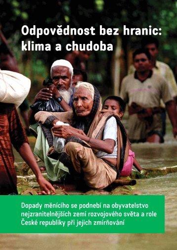 Odpovědnost bez hranic: klima a chudoba - Glopolis
