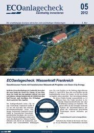 ECOanlagecheck - VCD Umwelt & Verkehr Service GmbH