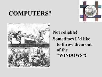 computers? - HERODOT Network for Geography in Higher Education