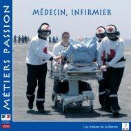 Médecin, infirmier Métiers passionMétiers passion - Marine et Marins