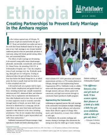 the positive effect of early marriage Perceptions of early marriage a significant difference was found when there is a positive perception of early marriage and lower educational goals for the respondents the literature on the effects of early marriage have on education will be included.