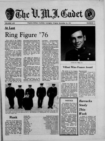 November 22 - New Page 1 [www2.vmi.edu] - Virginia Military Institute