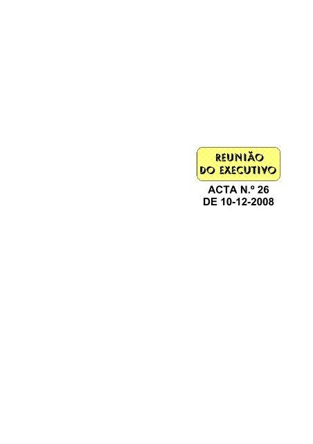 Acta 2008-12-10 Câmara Municipal 026.pdf - Câmara Municipal de ...