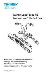 Twinny Load® Ergo FE Twinny Load® Perfect Eco