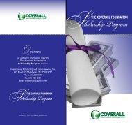 Scholarship Program - Coverall