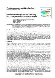 Protokoll der Mitgliederversammlung vom 05. 02. 2011 - TEGOF ...