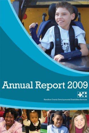 Report to the Community 2009 - Hamilton County Development ...