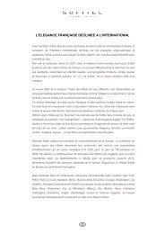 Brand Fact Sheet - FR
