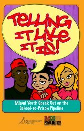 Read the Fighting the School to Prison Pipeline comic
