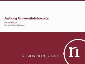 Nyt Aalborg Universitetshospital - Innovation X