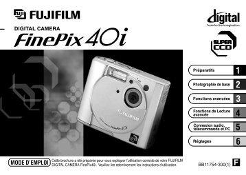 Mode d'emploi FinePix 40i.pdf