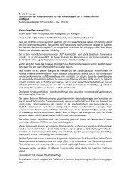Rede von Klaus-Peter Bachmann im Landtag