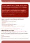 The UK GroUp aT BaUma & BaUma mininG - Construction ... - Page 2