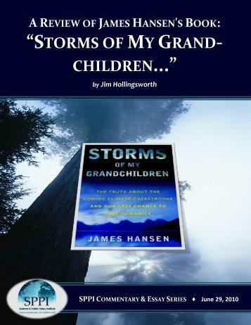 """STORMS OF MY GRAND- CHILDREN..."" - Ed Berry"