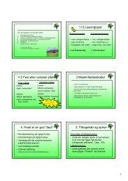 Leasing - LandbrugsInfo