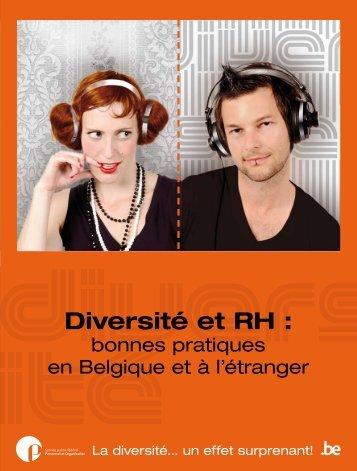 Diversité et RH : - Fedweb