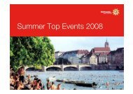 Summer Top Events 2008 - STNet.ch