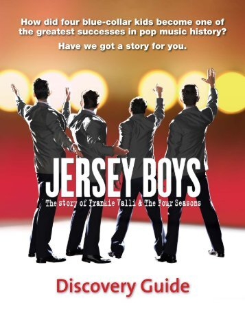 Discovery Guide - Jersey Boys