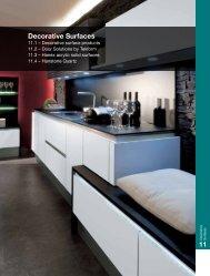 11 Decorative Surfaces - Tekform
