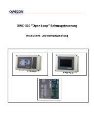 Manual - Owecon.com