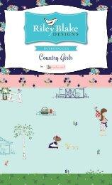 Country Girls - Riley Blake Designs
