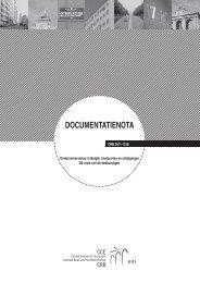 CRB 2010-1158 Ondernemerschap in België - Centrale Raad voor ...