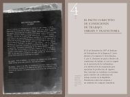 el pacto colectivo de condiciones de trabajo. origen y - Grupo Leon ...