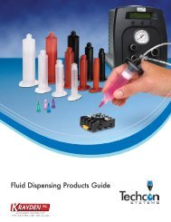 Fluid Dispensing Products Guide