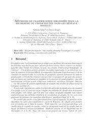 preprint (pdf) - Fabrice Rossi