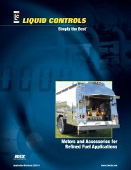 200-10 Refined Fuels - Liquid Controls