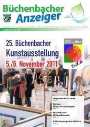 November 2011 - Gemeinde Büchenbach