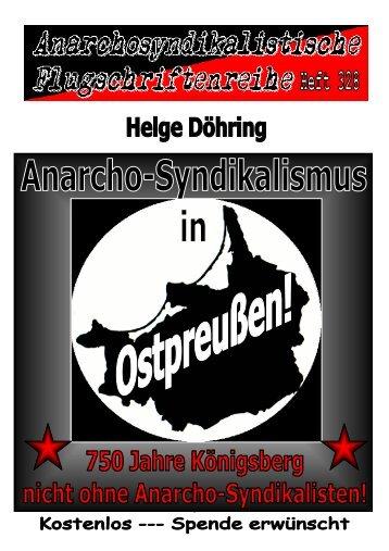 328 Döhring, Helge - Anarcho-Syndikalismus in Ostpreußen