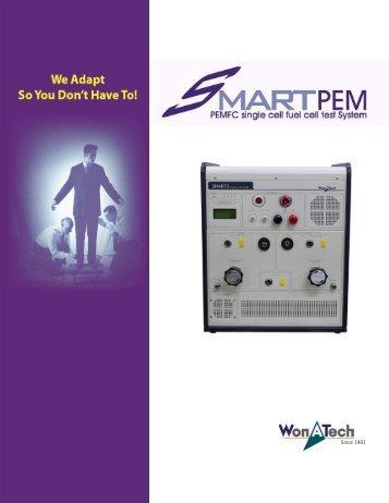 100Watt SmartPEM PEMFC fuel cell test system - Xenosystem Co ...