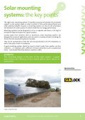 Sunlock magazines the australian solar mounting systems guide sunlock page 4 sciox Image collections