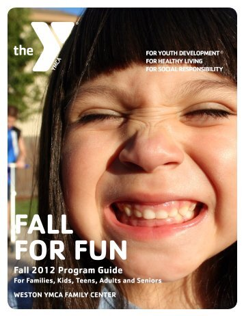 Fall 2012 Program Guide - YMCA of Broward County