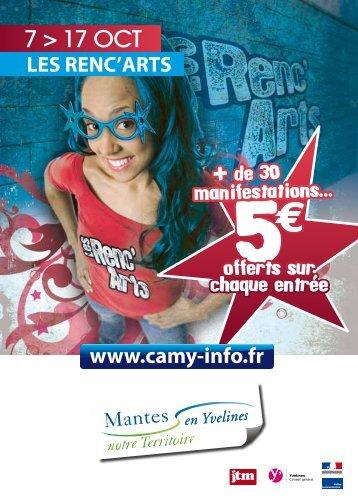 7 > 17 oct - Communauté d'Agglomération de Mantes-En-Yvelines