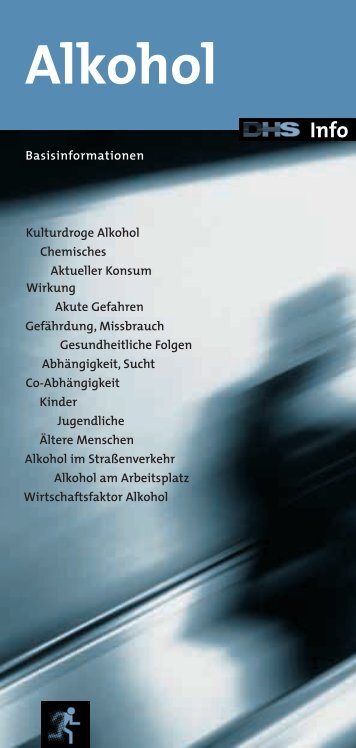 Alkohol - Deutsche Hauptstelle für Suchtfragen e.V.