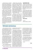 Kirkonpalwelija - Kirkonpalvelijat ry - Page 7