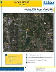 10000 Raytown Road.pdf - Block and Company