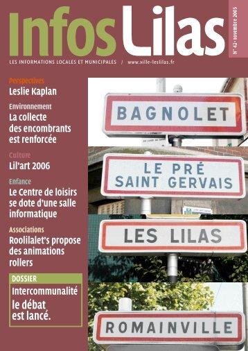 2 - Les Lilas