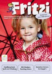 Download - Familienmagazin Fritzi für Erlangen & Umgebung