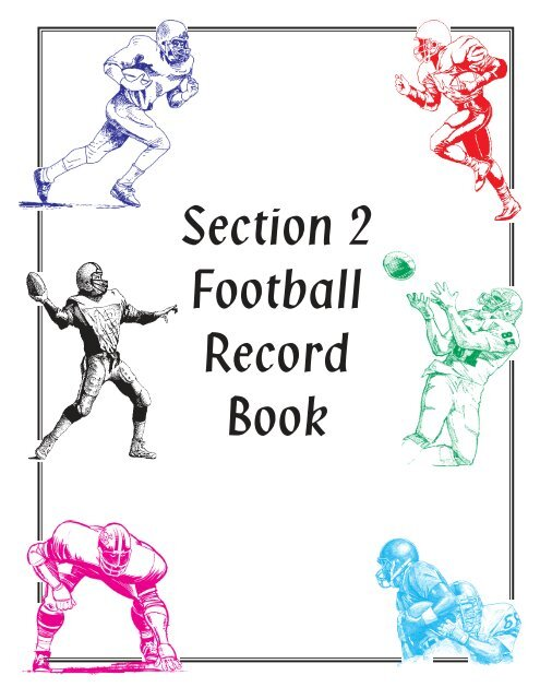 Section 2 Football Record Book