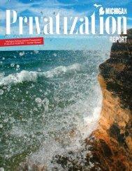 Michigan School District Privatization PULLOUT ... - Mackinac Center
