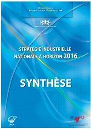 Télécharger la synthèse - Tunisie industrie