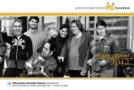 Geschäftsbericht 2012 - Nieder-Ramstädter Diakonie
