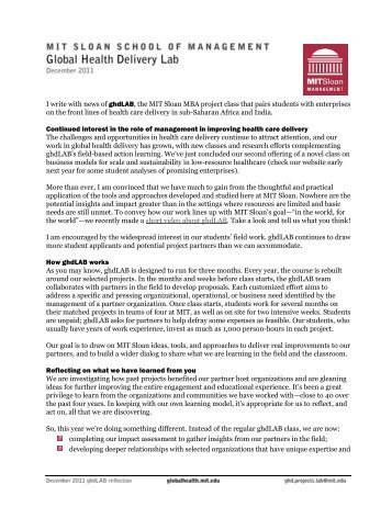 mit sloan mba cover letter While the mit sloan school of management shares some hallmarks of the mit sloan mba program include 1 prepare a cover letter seeking a place in the mit sloan.